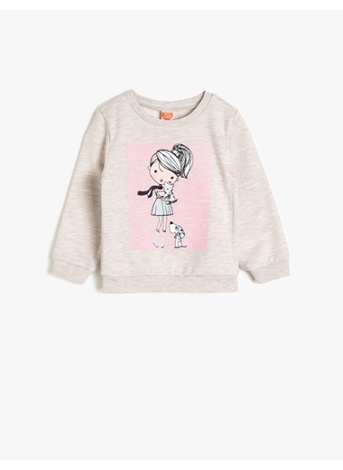Koton Kids Sweatshirt Bej